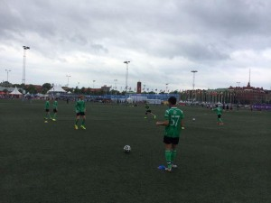 B14s training at Heden Centre